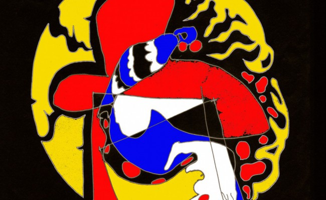 screen print (final color)