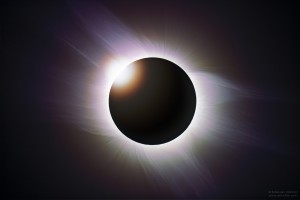 Diamond Ring, Solar Eclipse 2006