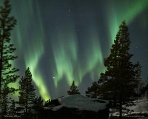 Aurora & Jupiter 2011-12-01