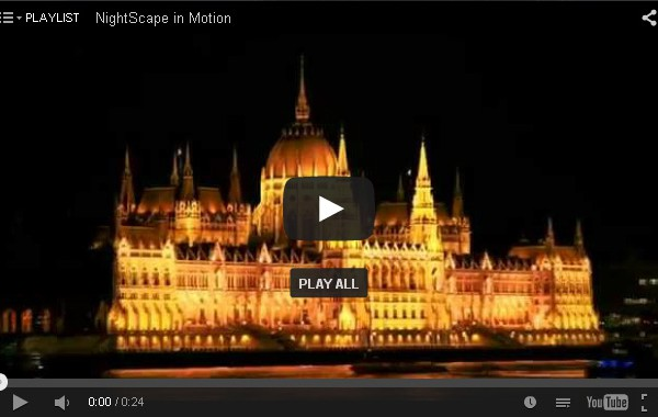 Hyperlapse Budapest