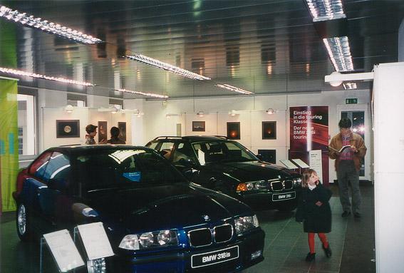 BMW Saarbrücken, 1997