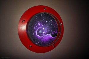 Porthole: view into space