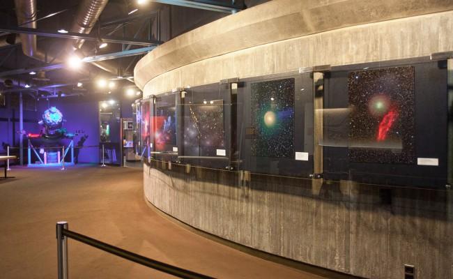 Foyer Planetarium Stuttgart 2011