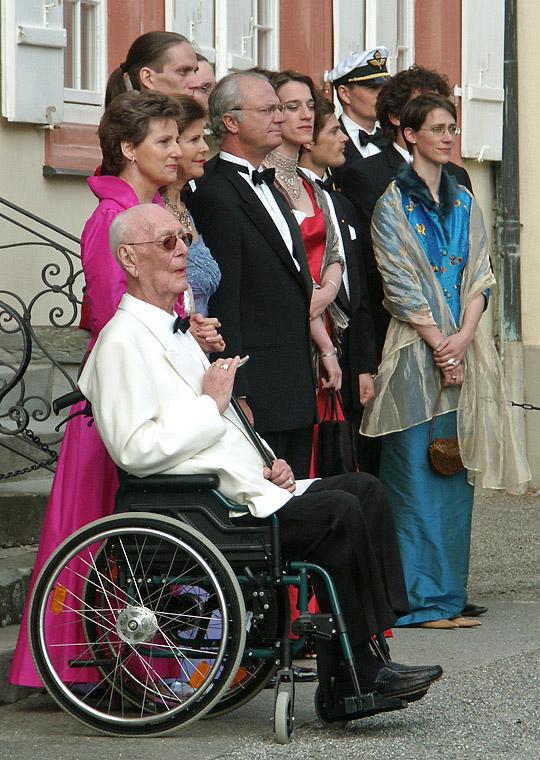 Graf Lennart Bernadotte
