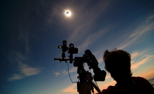 Total Solar Eclipse 2005