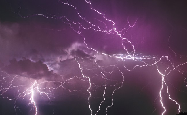Thunderstorm, August 2011